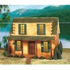 <strong>Adirondack Log Cabin Dollhouse</strong> by Real Good Toys
