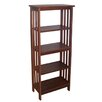 Mission Bookcase in Chestnut