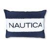 Nautica Crew Logo Breakfast Pillow