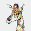 <strong>Giraffe Canvas Wall Art</strong> by Modern Gallery