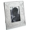 Silverplated Baby Birth Record Frame