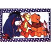 <strong>Winnie the Pooh Group Kids Rug</strong> by EasyBuy