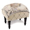 Eastern Accents Edith Pillow Top Ottoman