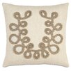 Eastern Accents French Country Plaited Loops Pillow