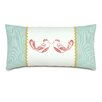 Eastern Accents Wild Things Kissing Birds Pillow