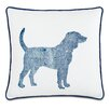 <strong>Wild Things Dapper Dog Pillow</strong> by Eastern Accents