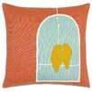 Eastern Accents Wild Things Love Birds Pillow
