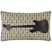 Eastern Accents Music Strike a Chord Pillow