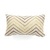 Caldwell Polyester Austin Diagonal Inserts Decorative Pillow