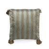 <strong>Chapman Polyester Marmara Sea Decorative Pillow with Turkish Corners</strong> by Eastern Accents