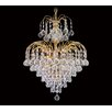 Asfour Lead Crystal Chandelier 4718-13-401-701 Hilight