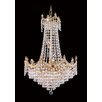 Asfour Lead Crystal Chandelier 702-16 Hilight