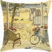 <strong>Summer Holiday Cushion</strong> by Adorabella