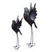 <strong>Classic Bird Statue</strong> by Jacaranda Décor