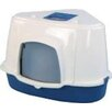 Large Corner Cat Toilet with Flap Bono Fido