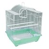 <strong>Bird Scallop Top Cage (Set of 6)</strong> by Bono Fido