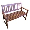 <strong>2 Seater Bench</strong> by The Import Depot