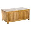 <strong>Three Birds Casual</strong> Le Spa Cushion and Teak Storage Box