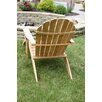 <strong>Adirondack Chair</strong> by Three Birds Casual