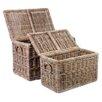 <strong>Sorrento Basket (Set of 2)</strong> by Channel Enterprises