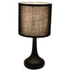 <strong>Crompton Lighting</strong> Kumi Table Lamp in Black