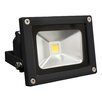 <strong>10W 1 Light LED Weatherproof Floodlight</strong> by Crompton Lighting