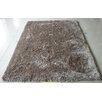 <strong>Aurora Light Brown Shag Rug</strong> by Italtex