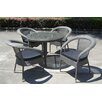 <strong>Richmond 5 Piece Dining Set</strong> by Sunlong Garden