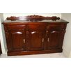 <strong>Victorian Chiffonier 3 Door Display Cabinet</strong> by Indodeco Gallery