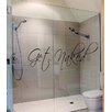 Get Naked DIY Removable Wall Decal HM Wall Decal