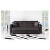 <strong>Vision Convertible Sofa</strong> by Istikbal