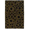 Chandra Rugs INT Gold/Brown Area Rug