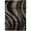 Chandra Rugs Flemish Black/Gray Area Rug