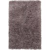 Chandra Rugs Paper Shag Grey Area Rug