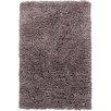 Chandra Rugs Paper Shag Grey Rug
