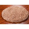Chandra Rugs Paper Shag Tan Area Rug