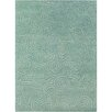 <strong>Reena Blue Abstract Rug</strong> by Chandra Rugs