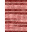 Chandra Rugs Davin Vibes Pattern Rug