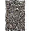 Chandra Rugs Stone Balls Grey Area Rug