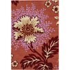 Chandra Rugs Amy Butler Caracas Orange Area Rug