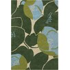 Chandra Rugs Amy Butler Field Poppy Green Area Rug