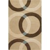 Chandra Rugs Bense Garza Tan Area Rug