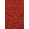 Chandra Rugs Jaipur Red Floral Rug