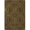 Chandra Rugs Satara Brown Area Rug