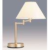 <strong>Zoe Touch Lamp in Antique Brass</strong> by Oriel Lighting