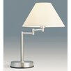 <strong>Zoe Touch Lamp in Brushed Chrome</strong> by Oriel Lighting