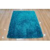 <strong>Spirit Shaggy Rug in Teal Green</strong> by Merinos Rugs