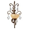 <strong>Fredrick Ramond</strong> Barcelona Small 1 Light Wall Sconce