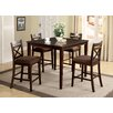 Hokku Designs Easton 5 Piece Counter Height Dining Set