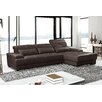 Hokku Designs Digo Leather Sectional